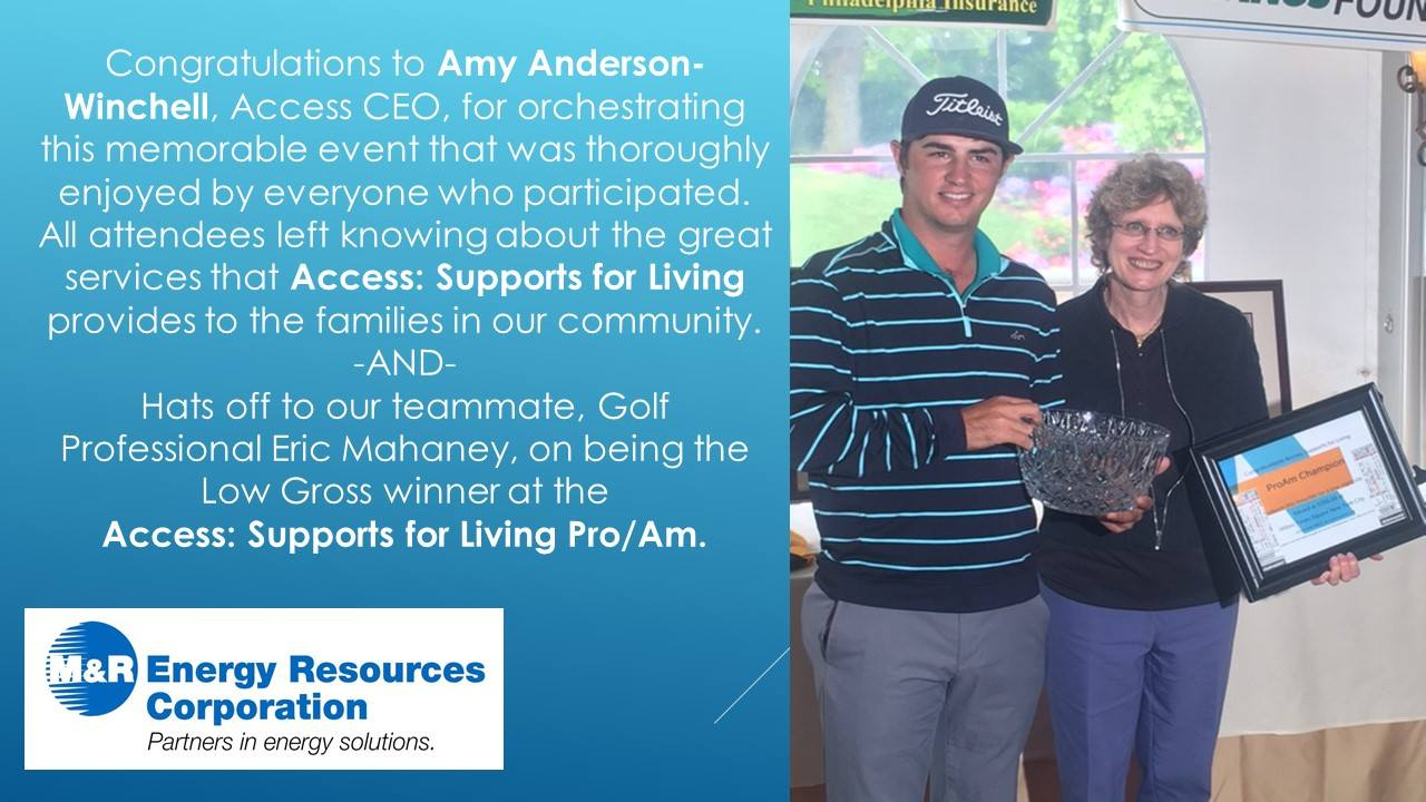 Constellation Energy Golf Outing