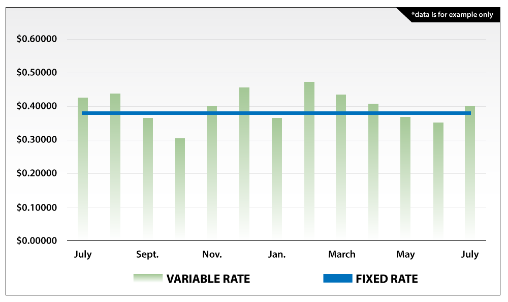 Fixed Rate vs. Variable Rate