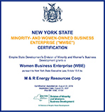 New York State Certified Women's Business